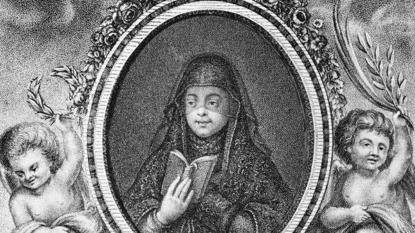 Портрет Евдокии Лопухиной