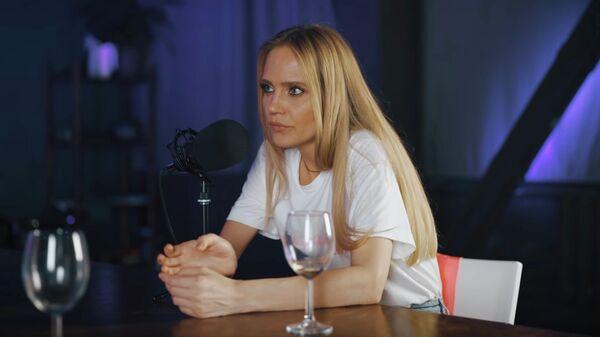 Скриншот видеоинтервью Глюкозы Джарахову