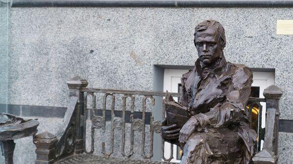 Открытие памятника Федору Достоевскому, посвященного 200-летию со дня рождения великого русского писателя