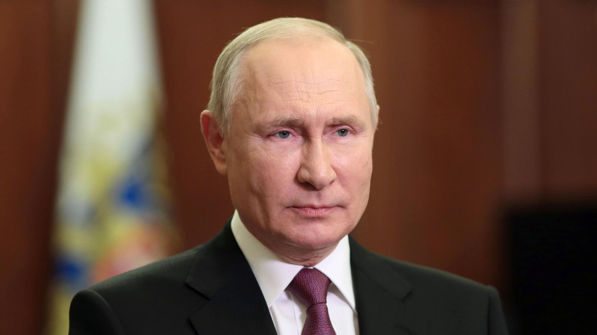 Президент РФ Владимир Путин - РИА Новости, 1920, 13.10.2021