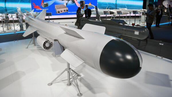 Ракета повышенной дальности воздух-поверхность Х-59МК модернизированная