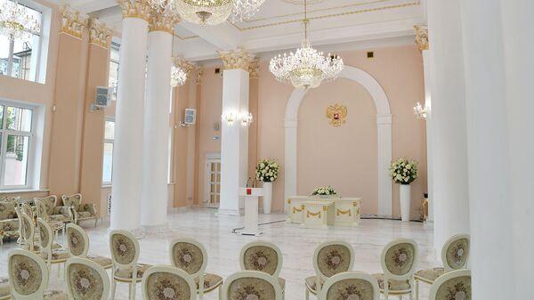 Областной дворец бракосочетания в Твери