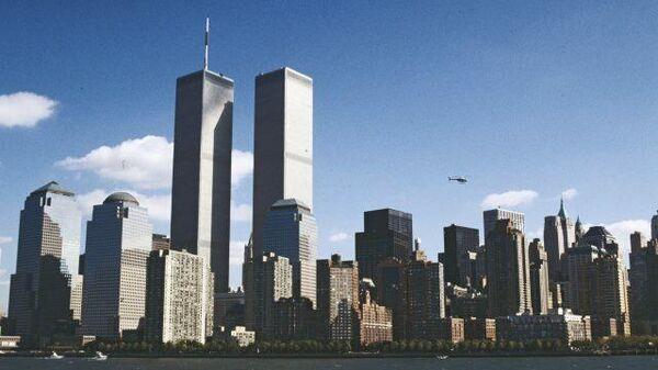 Падение Башен-близнецов. 20 лет теракту 11 сентября