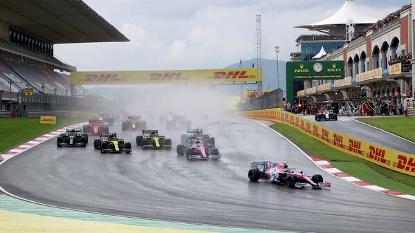 Гонка Гран-при Турции