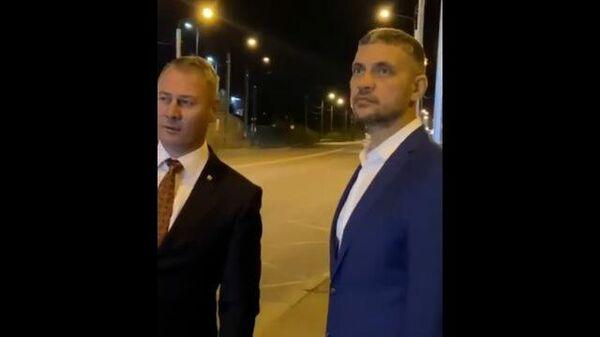 Губернатор Забайкалья лично проверил регулярность следования маршруток после жалобы