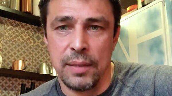 Александр Франчетти. Кадр видео