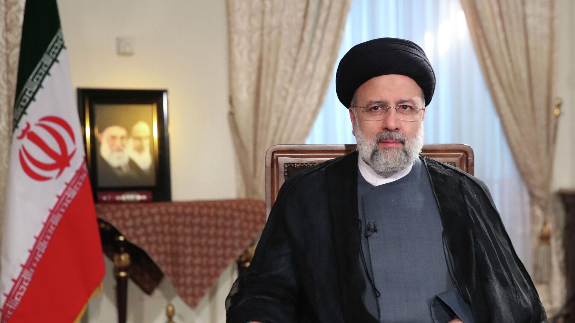Президент Ирана Ибрахим Раиси - РИА Новости, 1920, 21.09.2021