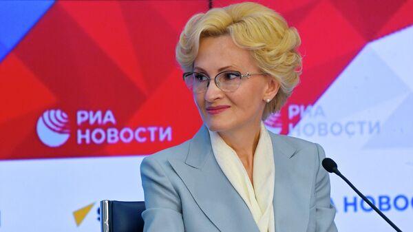 Заместитель председателя Государственной Думы РФ, автор проекта Моя любимая Камчатка - приглашение к путешествию Ирина Яровая