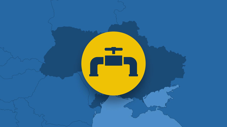 Как изменился транзит российского газа через Украину за 30 лет