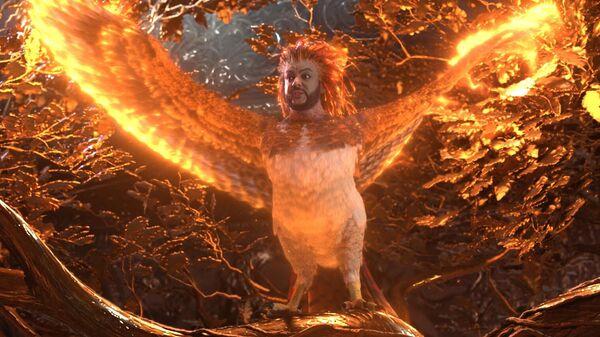 Кадр из фильма Последний богатырь: Посланник Тьмы