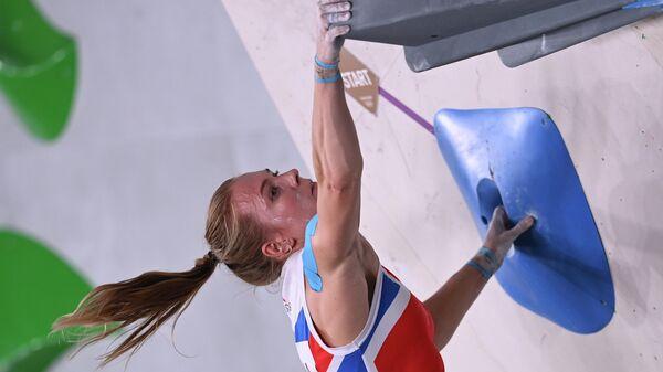 Олимпиада-2020. Скалолазание. Женщины. Квалификация