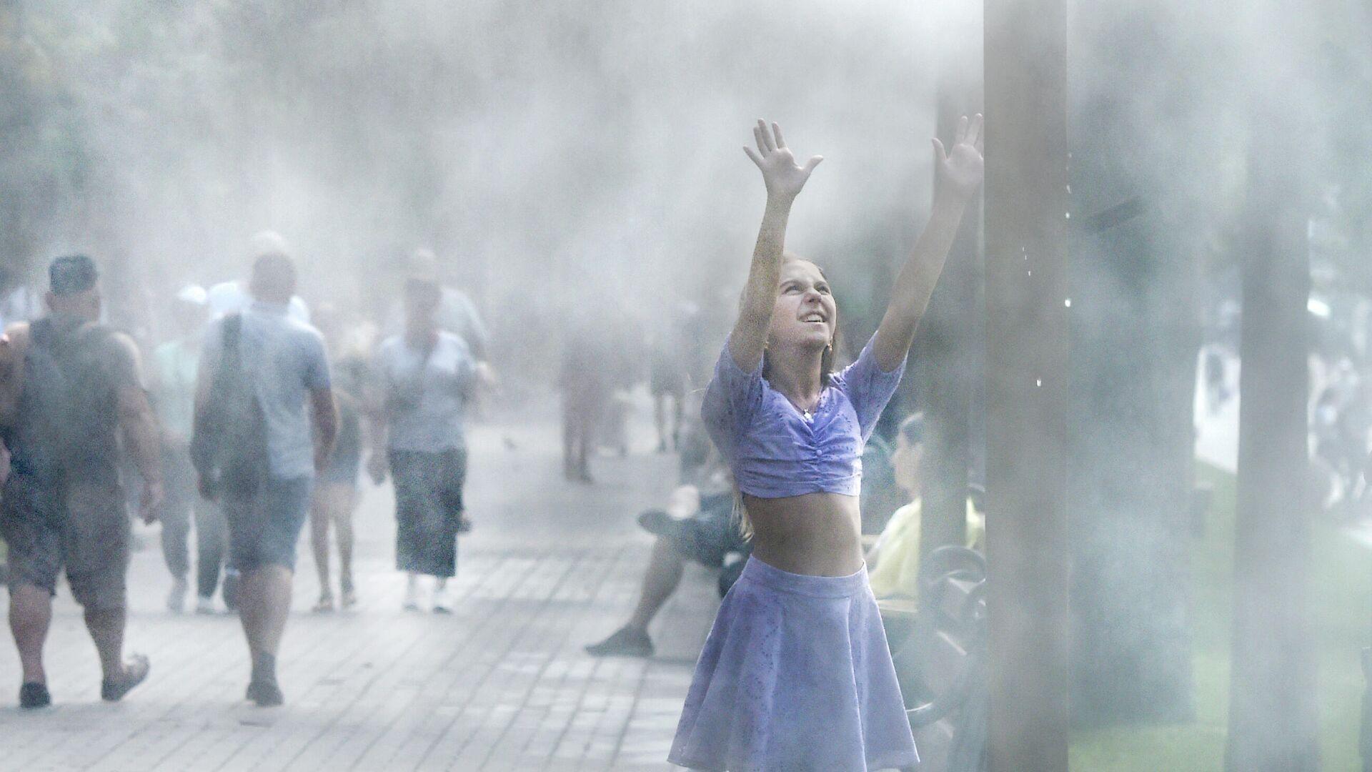 Девушка на улице Киева  - РИА Новости, 1920, 17.09.2021