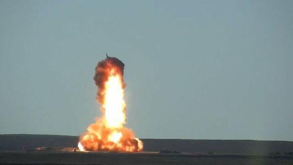 Точное поражение цели: испытания новой противоракеты системы ПРО