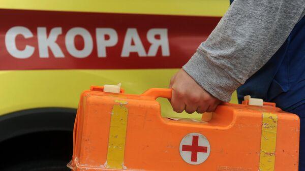 Фельдшер областной станции скорой медицинской помощи