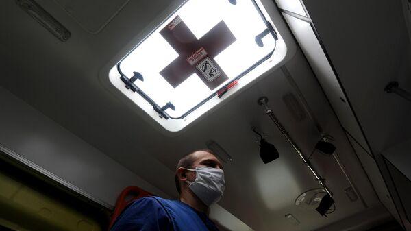 Россия обновила антирекорд по смертности от COVID-19 за сутки