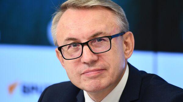 Посол по особым поручениям МИД России, председатель комитета старших должностных лиц Арктического совета Николай Корчунов