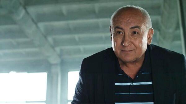 Актер Шухрат Иргашев в сериале Нюхач