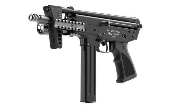 Пистолет-пулемет КЕДР-PARA
