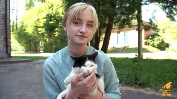 Анна Б., май 2005, Тульская область