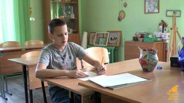 Степан К., август 2008, Тульская область