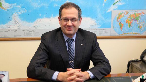 Заместитель руководителя ЦКБ МТ Рубин Андрей Баранов