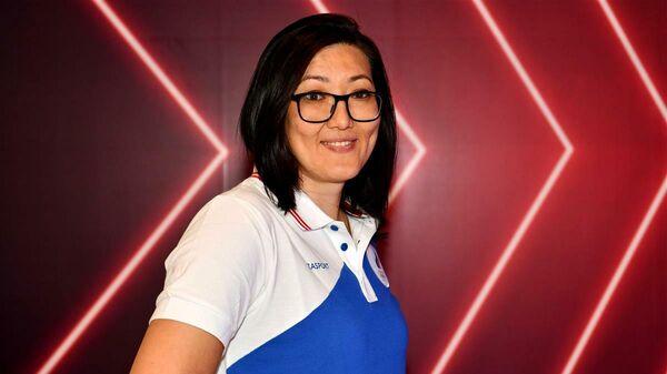 Людмила Бодниева, главный тренер женской сборной России по гандболу