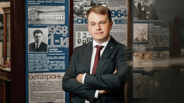 Исполняющим обязанности ректора ТПУ Дмитрий Седнев