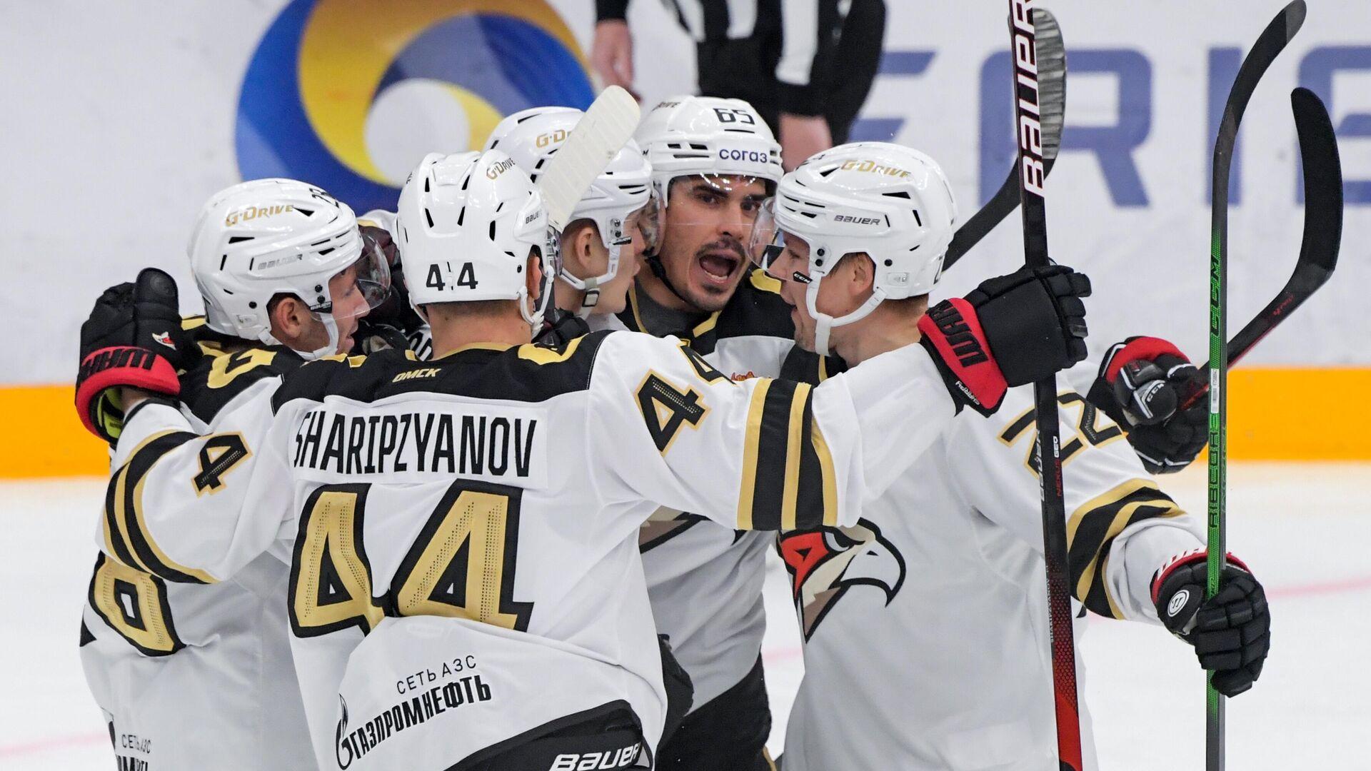 Хоккеисты Авангарда - РИА Новости, 1920, 21.09.2021