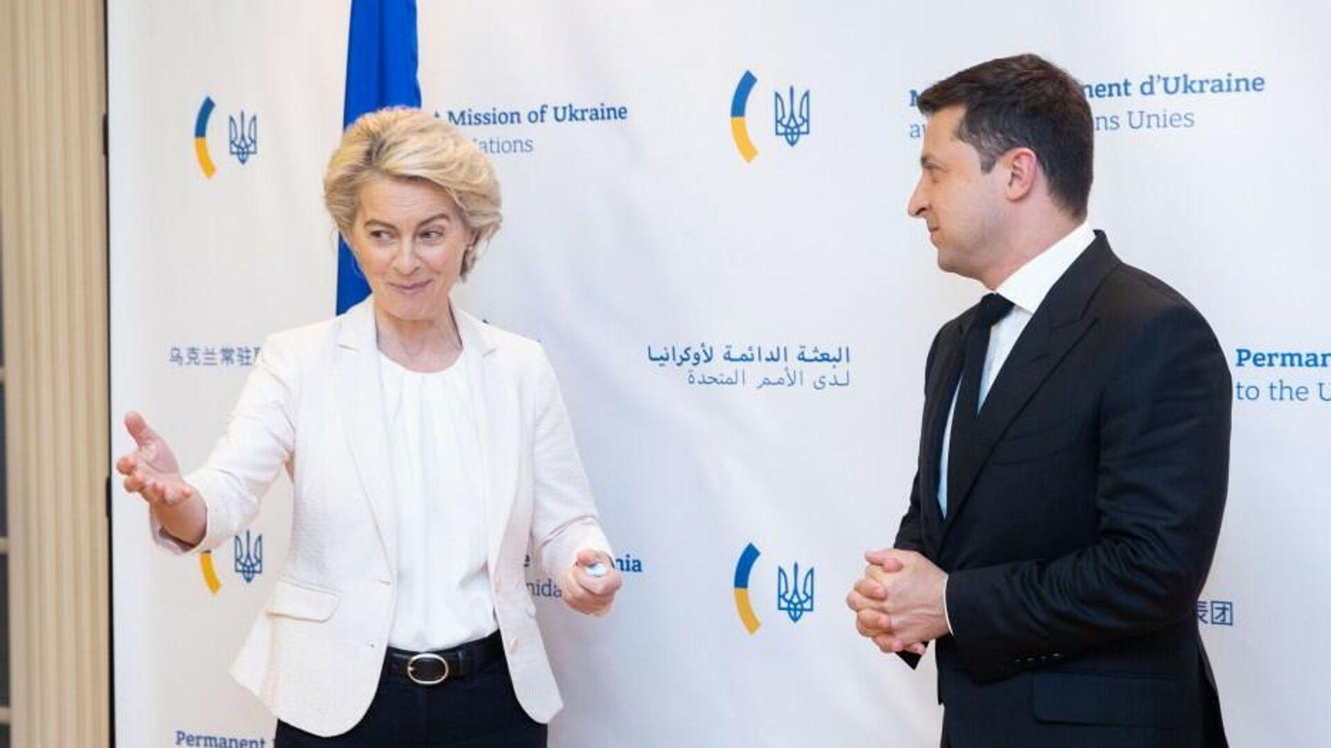 """На Украине пообещали борьбу с Россией за газ """"в стиле боксера Усика"""""""