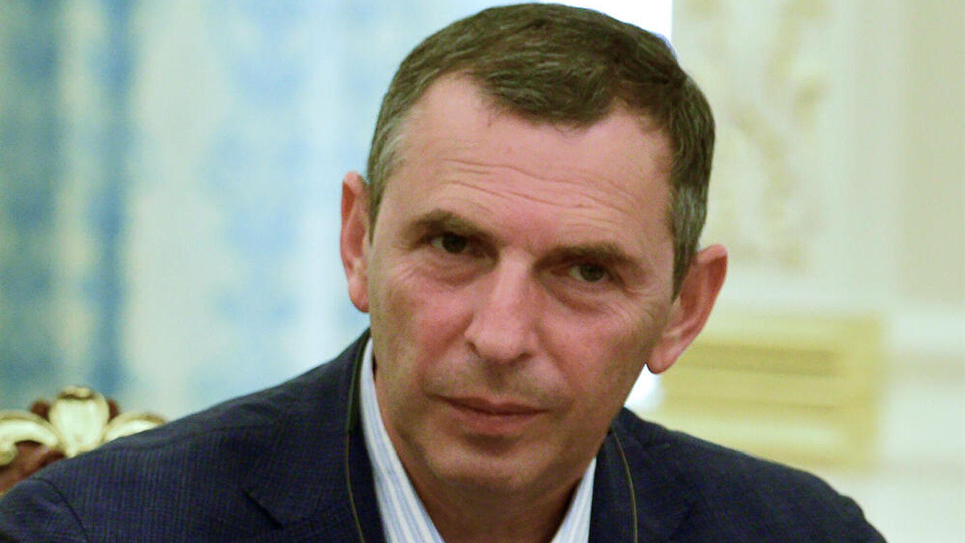 Первый помощник президента Украины Сергей Шефир - РИА Новости, 1920, 01.10.2021