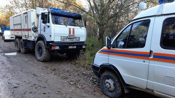 Операция по поиску пропавшего с радаров самолета Ан-26 в Хабаровском крае
