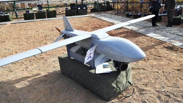 Беспилотный летательный аппарат Мерлин