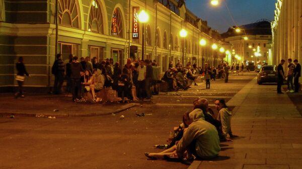 Думская улица в Санкт-Петербурге