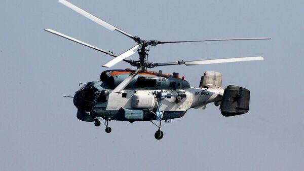 Вертолет Ка-27ПС