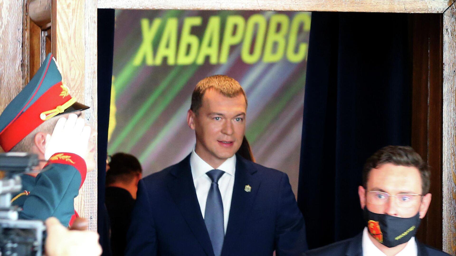 Дегтярев: Хабаровский край устал от политического балагана и междоусобиц в регионе
