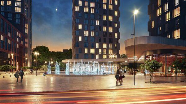 Жилой комплекс Filicity на западе Москвы