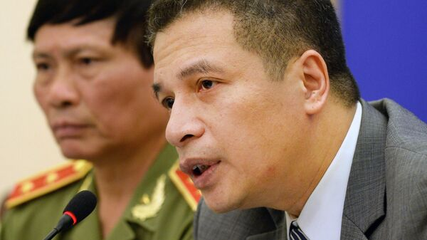 Посол Вьетнама в России Данг Минь Кхой