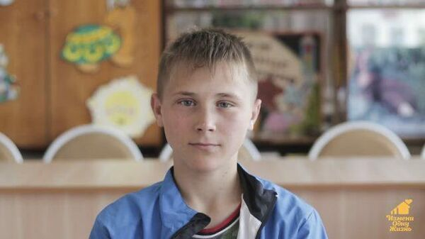 Данила А., июль 2008, Приморский край