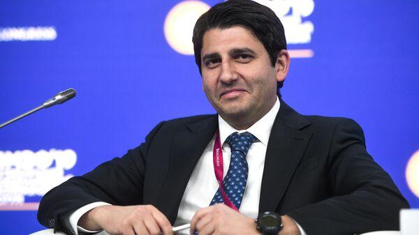 Заместитель министра экономического развития РФ Азер Талыбов