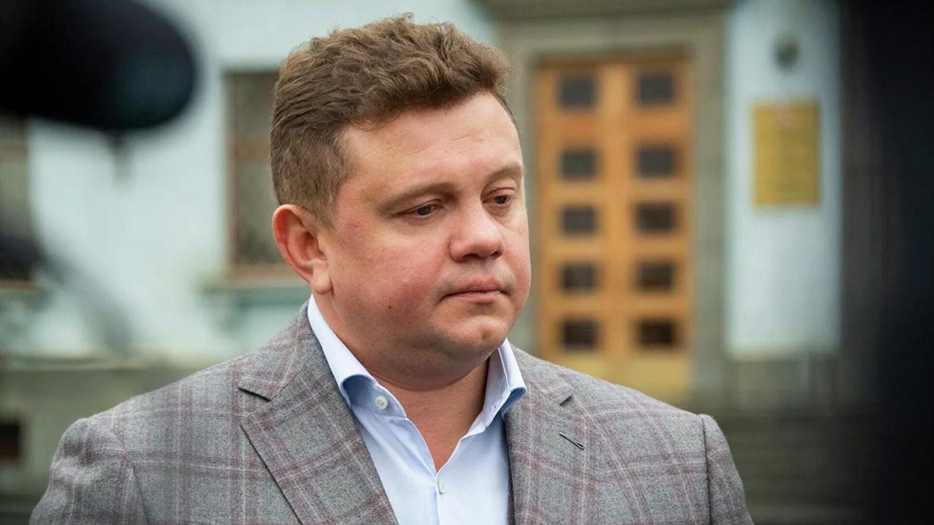 Суд Крыма изменил меру пресечения экс-вице-премьеру Кабанову на домашний арест