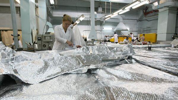 Работа предприятия ОАО ИСС имени академика М.Ф. Решетнева