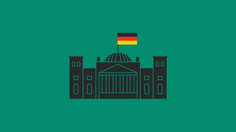 Какие партии лидировали в бундестаге в последние годы