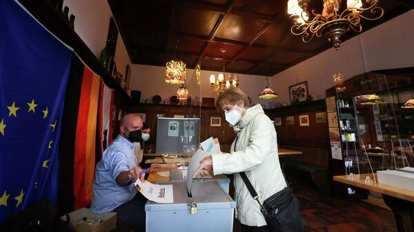 Парламентские выборы в Германии