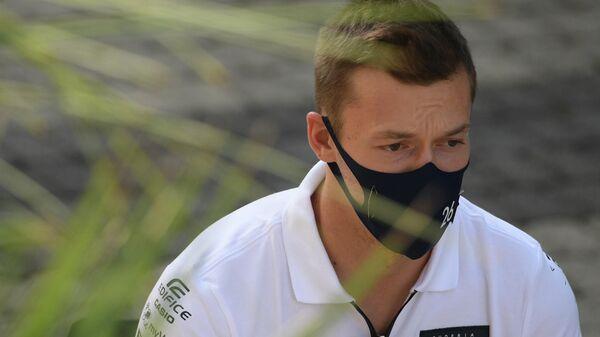Подготовка к российскому этапу чемпионата мира по кольцевым автогонкам в классе Формула-1