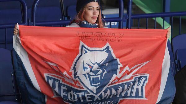 Хоккей. КХЛ. Матч Ак Барс – Нефтехимик