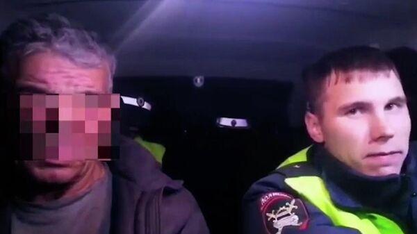 Не успел я среагировать – в Иркутской области пьяный водитель сбил школьников