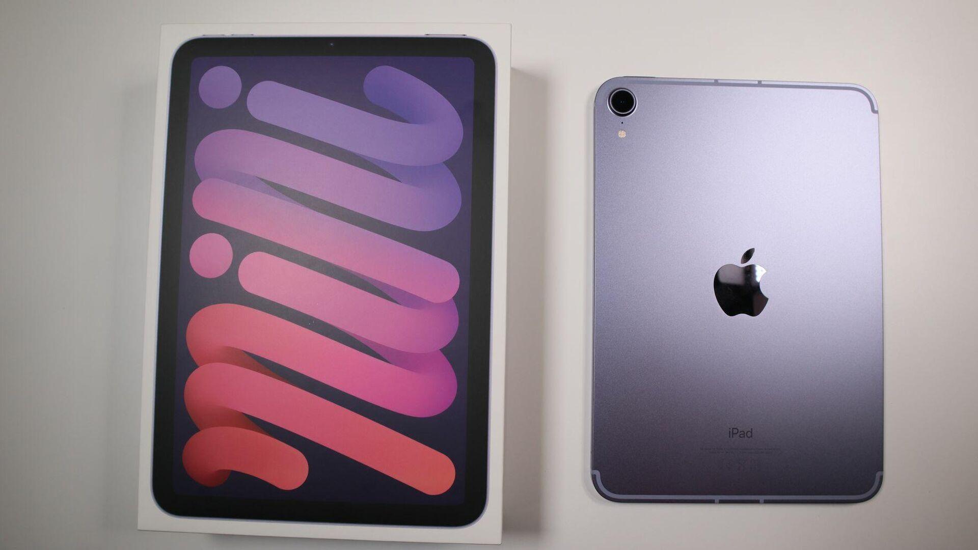 В новом iPad mini обнаружен брак экрана