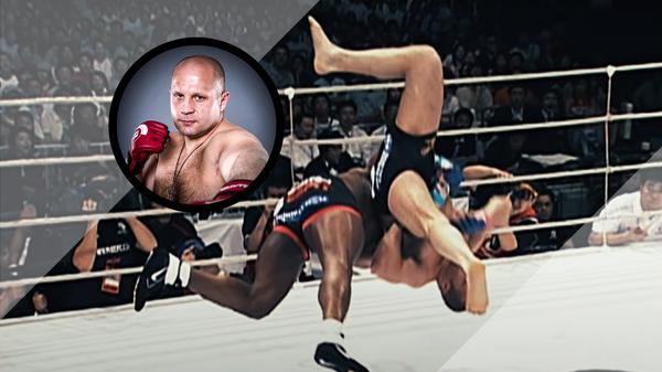 Поединок Федора Емельяненко против Кевина Рэндлмана