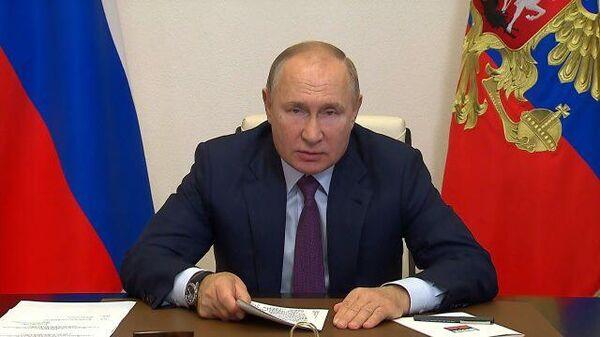 Залог стабильности – Путин о сохранении лидирующих позиций Единой России