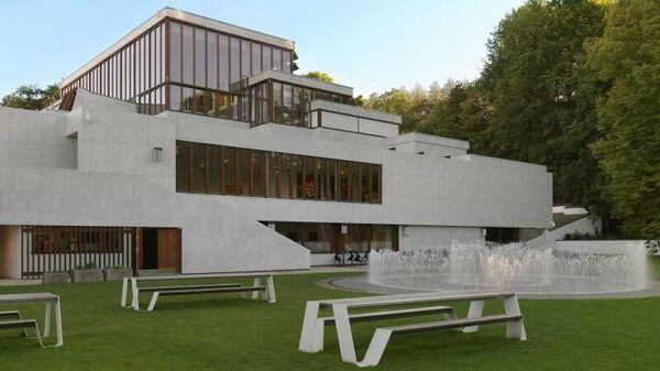 Музей современного искусства KUNSTEN в Дании